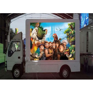 Outdoor Waterdichte Mobiele LED Scherm Truck LED Display
