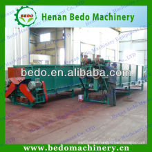 the most popular wood log debarker equipment /wood debarking machine for forestry industrial 0086133 43869946