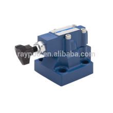 DA32 rexroth type hydraulic pilot unloading relief valve