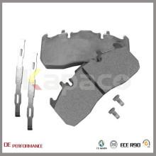 WVA 29100 Venta al por mayor de Kapaco Sellos de freno de cerámica de venta caliente para Renault Midliner Truck