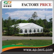 Carnival Marquee 15x20m 200 people Tent without any interior pole for outdoor wedding party ceremony event