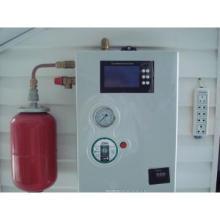Solar Energy Hot Water Heater Controller