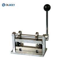 Card Press Hole Punching Machine with Eyelet