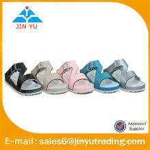 2015 zapato de niño suave de buena calidad