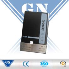 Durchflussmengen-Massendurchflussmesser für Gas anpassen