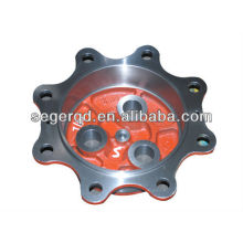 grey iron casting for wheel hub