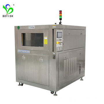 Multi-purpose cleaning and drying equipment pallet cleaning
