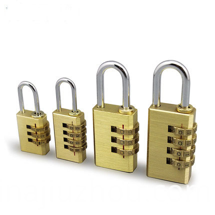 High Quality Brass Padlock