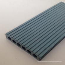 WPC Wood Plastic Composite Outdoor Deck Flooring avec CE SGS Chine Fournisseur