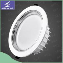 Hochwertige runde Form 5/7/9 / 12W Decken-LED-Downlight