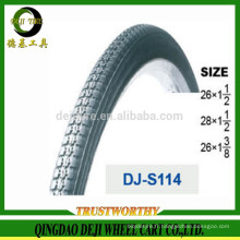 prix du pneu et tube vélo haute qualité 26 * 1 1/2 28 * 1 1/2 26 * 1 3/8