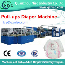 Full-Servo Pull-up Diaper Making Machine Factory (LLK500-SV)