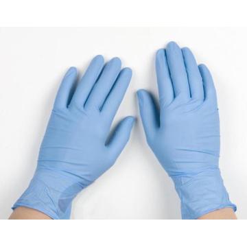 Медицинские одноразовые перчатки для больницы