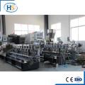Máquina de Extrusoras de Reciclaje de Plástico y Línea de Pelletización Subacuática