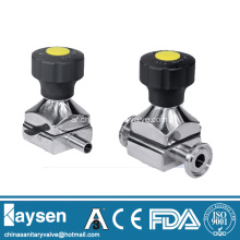 ASME BPE Sanitary Mini الحجاب الحاجز صمام
