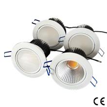 Hochleistungs-COB LED Deckenleuchte Warm Weiß 25W