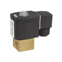 Válvula electromagnética del aceite del precio bajo de la serie Kl223 mini 24V