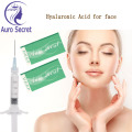 injectable  hyaluronic acid dermal filler for face