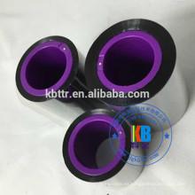 Tipo compatible cinta de resina de cera negra de 33 mm * 450 m para Markem