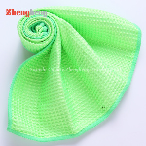 High Water Absorption Waffle Mesh Wiper