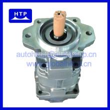 Le bulldozer partie les pompes à engrenages de transmission hydraulique diesel à haute pression 705-51-30190