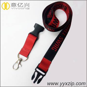 ID Business Card Lanyards dengan lobster hook