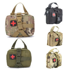 Portable Travel Camping Survival First Aid Kit Bag