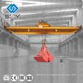 Grue hydraulique aérienne de grappin de double poutre de 20tons