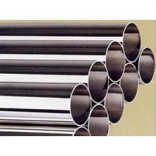 ASTM A554 tubo de aço inoxidável soldado para decoração