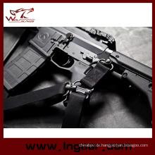 Militärische taktische Waffe Sling einstellbare Gewehrgurt