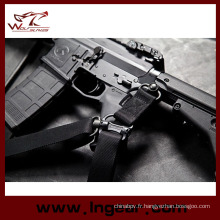Pistolet tactique militaire Sling ajustable Rifle Sling