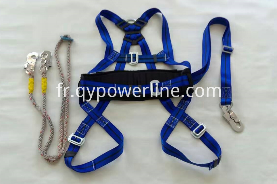 Electrical Power safety belt