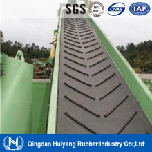 Chevron Pattern Conveyor Belt for Belt Conveyor System