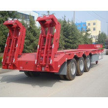 60tons 3-Axle Flatbed Semi Trailer