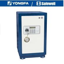 Yongfa 68cm Altura Blc Panel Robo seguro para el Banco