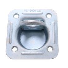 KINMAN Forged Customized Galvanized Trailer Lashing Ring