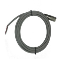 M16 waterproof cable assembly