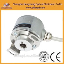 Hengxiang hollow encoder K38 Through Hollow Shaft Sleeve Encoder Distance Measuring Sensor 755A-14-1024-R-HV