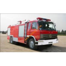 4ton Dongfeng dry powder fire truck euro2