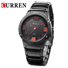 Top Luxury Men Stainless Steel Quartz Watches