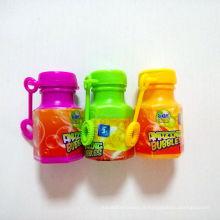 6pcs bulle colorée jouets non toxique bulle d'eau