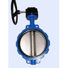 Wafer Type Butterfly Valve (RX-BF-TJ02)