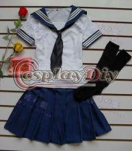 Unique adult beautiful design school uniforms for girl