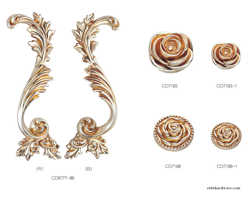 Special Design Vintage Custom Drawer Handles