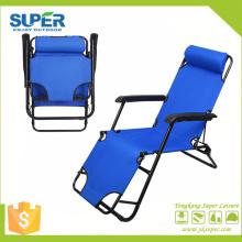 Chaise pliante Zero Gravity populaire pour les loisirs en plein air (SP-168)