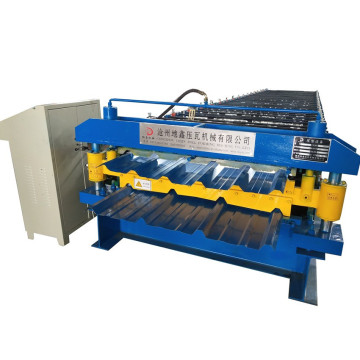 Rouleau double couche DX formant la machine