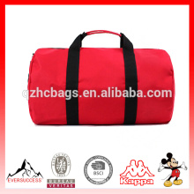 Hot Trend Duffle bag Polyester Custom Duffle Bag Gym