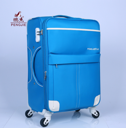 3Custom carry on polyester trolley bags