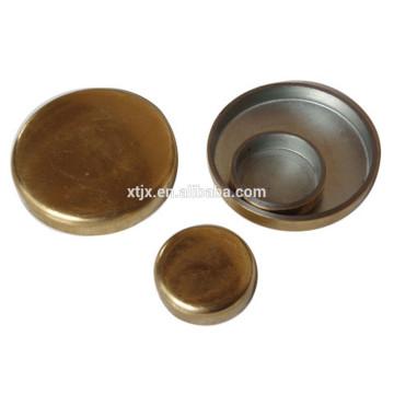 Pièces de voiture en gros / distributeur cuivre bouchon d'eau style tasse