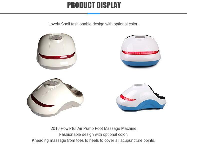Kneading And Heat Foot Massager